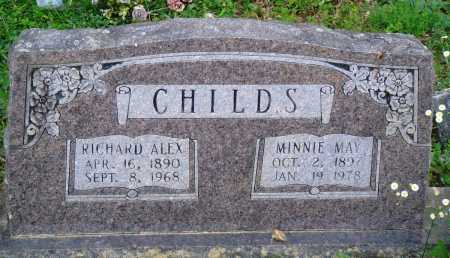 CHILDS, MINNIE MAY - Perry County, Arkansas | MINNIE MAY CHILDS - Arkansas Gravestone Photos
