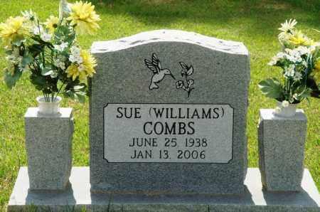 COMBS, SUE - Perry County, Arkansas | SUE COMBS - Arkansas Gravestone Photos