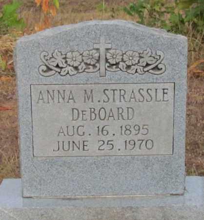 DEBOARD, ANNA M - Perry County, Arkansas | ANNA M DEBOARD - Arkansas Gravestone Photos