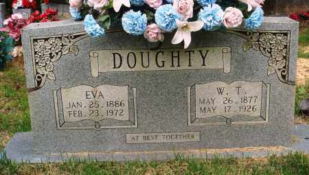 DOUGHTY, EVA - Perry County, Arkansas | EVA DOUGHTY - Arkansas Gravestone Photos