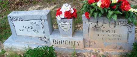 DOUGHTY, JEWELL - Perry County, Arkansas | JEWELL DOUGHTY - Arkansas Gravestone Photos