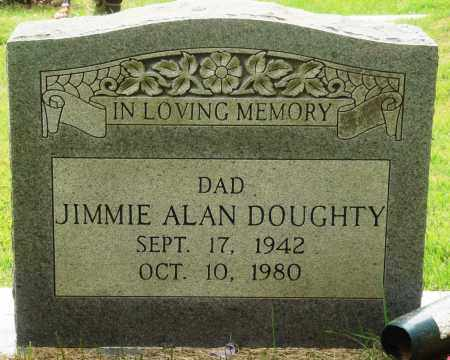 DOUGHTY, JIMMIE ALAN - Perry County, Arkansas | JIMMIE ALAN DOUGHTY - Arkansas Gravestone Photos