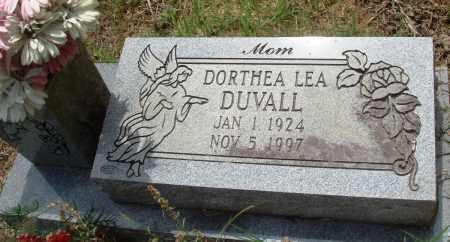 DUVALL, DORTHEA LEA - Perry County, Arkansas   DORTHEA LEA DUVALL - Arkansas Gravestone Photos