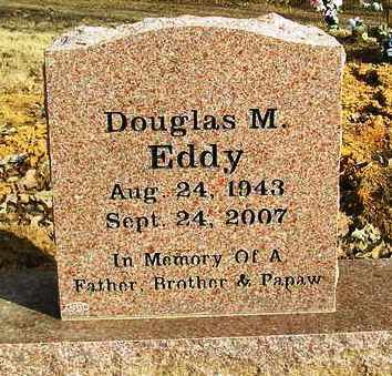 EDDY, DOUGLAS M. - Perry County, Arkansas   DOUGLAS M. EDDY - Arkansas Gravestone Photos