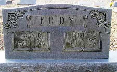 EDDY, HARRIET L. - Perry County, Arkansas | HARRIET L. EDDY - Arkansas Gravestone Photos
