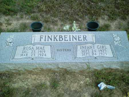 FINKBEINER, INFANT GIRL - Perry County, Arkansas | INFANT GIRL FINKBEINER - Arkansas Gravestone Photos