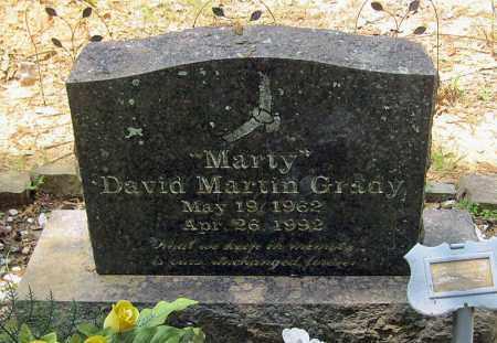 GRADY, DAVID MARTIN - Perry County, Arkansas | DAVID MARTIN GRADY - Arkansas Gravestone Photos