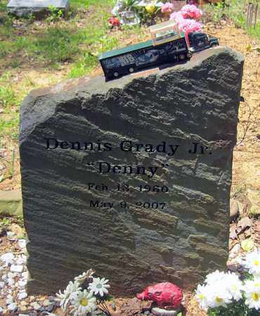 GRADY, JR, DENNIS - Perry County, Arkansas | DENNIS GRADY, JR - Arkansas Gravestone Photos