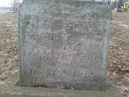 GREEN, LILLIE - Perry County, Arkansas   LILLIE GREEN - Arkansas Gravestone Photos