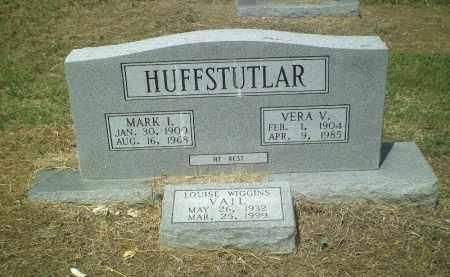 HUFFSTUTLAR, MARK I. - Perry County, Arkansas | MARK I. HUFFSTUTLAR - Arkansas Gravestone Photos