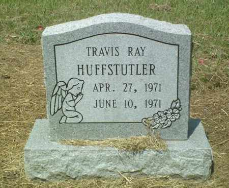HUFFSTUTLER, TRAVIS RAY - Perry County, Arkansas | TRAVIS RAY HUFFSTUTLER - Arkansas Gravestone Photos