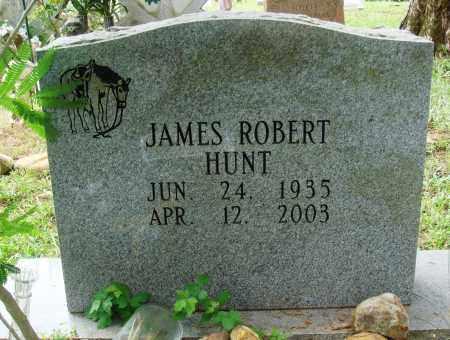 HUNT, JAMES ROBERT - Perry County, Arkansas   JAMES ROBERT HUNT - Arkansas Gravestone Photos