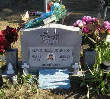 JOHNSON, KEVIN DALE - Perry County, Arkansas | KEVIN DALE JOHNSON - Arkansas Gravestone Photos