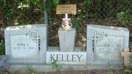 "KELLEY, ANDREW J ""BO"" - Perry County, Arkansas 
