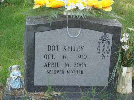 KELLEY, DOT - Perry County, Arkansas | DOT KELLEY - Arkansas Gravestone Photos