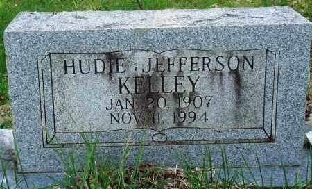 KELLEY, HUDIE JEFFERSON - Perry County, Arkansas | HUDIE JEFFERSON KELLEY - Arkansas Gravestone Photos