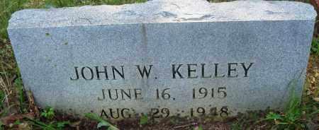 KELLEY, JOHN W - Perry County, Arkansas | JOHN W KELLEY - Arkansas Gravestone Photos