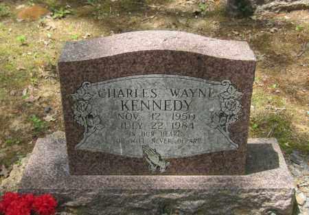 KENNEDY, CHARLES WAYNE - Perry County, Arkansas   CHARLES WAYNE KENNEDY - Arkansas Gravestone Photos