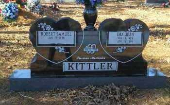 KITTLER, IMA JEAN - Perry County, Arkansas | IMA JEAN KITTLER - Arkansas Gravestone Photos