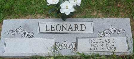 LEONARD, DOUGLAS J - Perry County, Arkansas   DOUGLAS J LEONARD - Arkansas Gravestone Photos