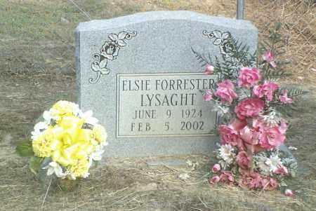 LYSAGHT, ELSIE - Perry County, Arkansas | ELSIE LYSAGHT - Arkansas Gravestone Photos