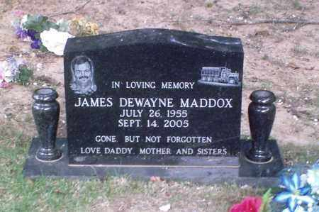 MADDOX (2), JAMES DEWAYNE - Perry County, Arkansas | JAMES DEWAYNE MADDOX (2) - Arkansas Gravestone Photos