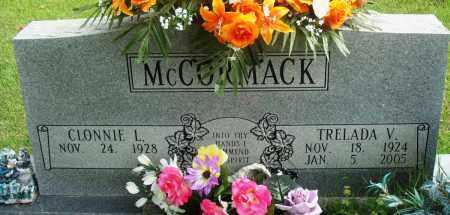 MCCORMACK, TRELADA V - Perry County, Arkansas   TRELADA V MCCORMACK - Arkansas Gravestone Photos