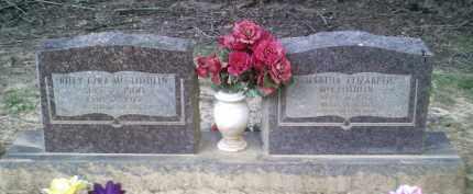 MCGLOTHLIN, MARTHA ELIZABETH - Perry County, Arkansas   MARTHA ELIZABETH MCGLOTHLIN - Arkansas Gravestone Photos