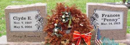 MILLER, CLYDE E - Perry County, Arkansas   CLYDE E MILLER - Arkansas Gravestone Photos