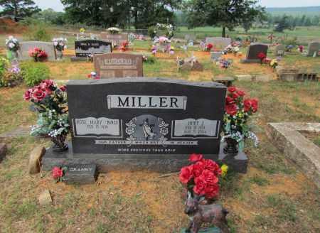 MILLER, HOYT J - Perry County, Arkansas   HOYT J MILLER - Arkansas Gravestone Photos