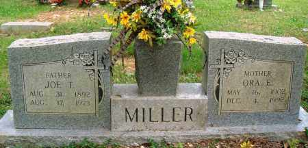 MILLER, JOE T - Perry County, Arkansas | JOE T MILLER - Arkansas Gravestone Photos