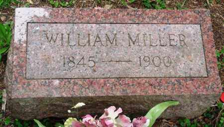 MILLER, WILLIAM - Perry County, Arkansas | WILLIAM MILLER - Arkansas Gravestone Photos
