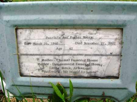 MOORE, PATRICIA ANN - Perry County, Arkansas   PATRICIA ANN MOORE - Arkansas Gravestone Photos