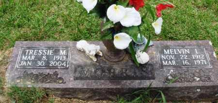 MORRIS, TRESSIE M - Perry County, Arkansas   TRESSIE M MORRIS - Arkansas Gravestone Photos