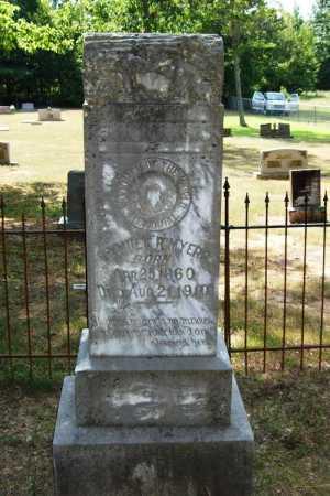 MYERS, SAMUEL R. - Perry County, Arkansas | SAMUEL R. MYERS - Arkansas Gravestone Photos