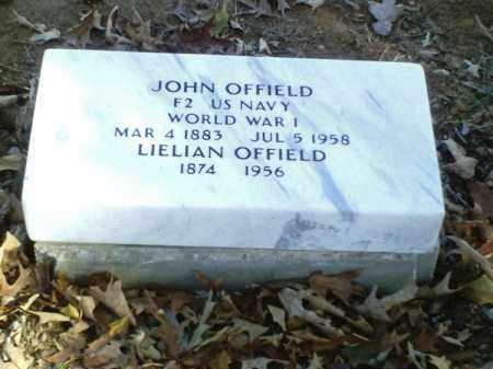 OFFIELD, LIELIAN - Perry County, Arkansas | LIELIAN OFFIELD - Arkansas Gravestone Photos