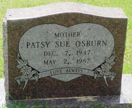 OSBURN, PATSY SUE - Perry County, Arkansas | PATSY SUE OSBURN - Arkansas Gravestone Photos