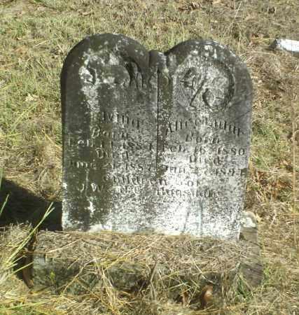 RAGSDALE, ALICE L. - Perry County, Arkansas | ALICE L. RAGSDALE - Arkansas Gravestone Photos