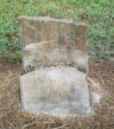 RANKIN, CHARLES C. - Perry County, Arkansas | CHARLES C. RANKIN - Arkansas Gravestone Photos