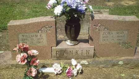 RANKIN, ZORA MAY - Perry County, Arkansas   ZORA MAY RANKIN - Arkansas Gravestone Photos