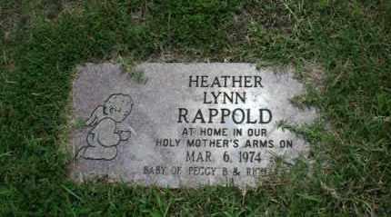 RAPPOLD, HEATHER LYNN - Perry County, Arkansas | HEATHER LYNN RAPPOLD - Arkansas Gravestone Photos
