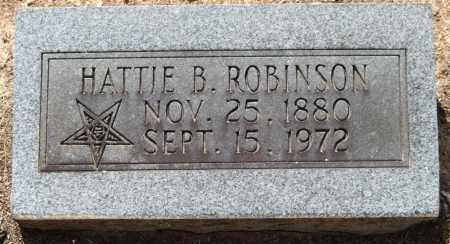 BLAND ROBINSON, HATTIE - Perry County, Arkansas | HATTIE BLAND ROBINSON - Arkansas Gravestone Photos
