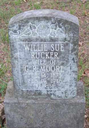RUCKER, WILLE SUE - Perry County, Arkansas | WILLE SUE RUCKER - Arkansas Gravestone Photos