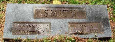 SMITH, LAWRENCE D - Perry County, Arkansas | LAWRENCE D SMITH - Arkansas Gravestone Photos