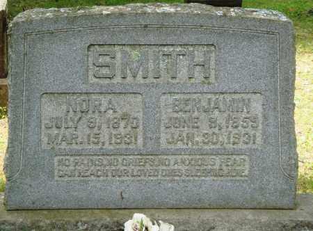 SMITH, NORA - Perry County, Arkansas   NORA SMITH - Arkansas Gravestone Photos