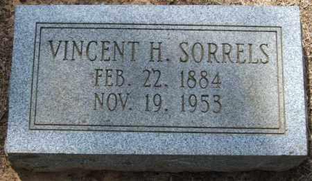 SORRELS, VINCENT H. - Perry County, Arkansas | VINCENT H. SORRELS - Arkansas Gravestone Photos