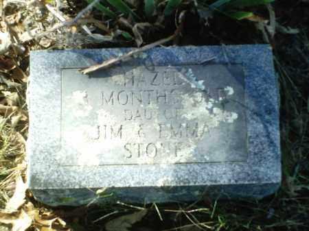 STONE, HAZEL - Perry County, Arkansas | HAZEL STONE - Arkansas Gravestone Photos