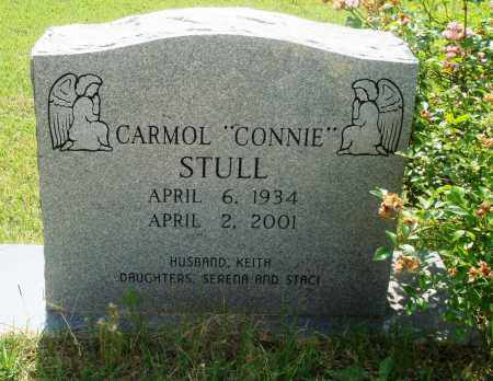 "STULL, CARMOL ""CONNIE"" - Perry County, Arkansas 