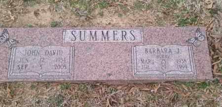"SUMMERS, BARBARA J. ""BOBBY"" - Perry County, Arkansas | BARBARA J. ""BOBBY"" SUMMERS - Arkansas Gravestone Photos"