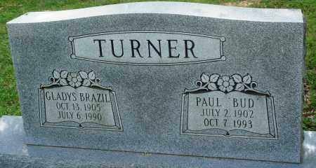 "TURNER, PAUL ""BUD"" - Perry County, Arkansas 